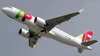 CS-TVE - Airbus A320-251N - TAP Air Portugal