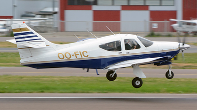 OO-FIC - Rockwell Commander 114 - Private