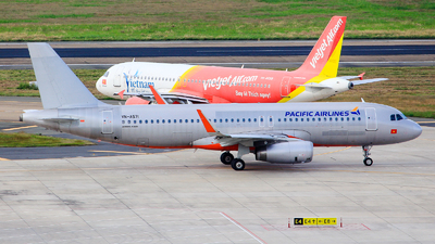 VN-A571 - Airbus A320-232 - Pacific Airlines