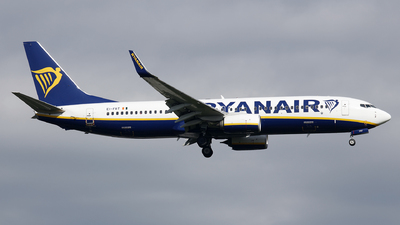 EI-FRT - Boeing 737-8AS - Ryanair