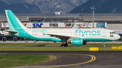 A picture of VPCXG - Airbus A320214 - Flynas - © David Schilcher