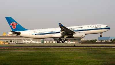 B-6502 - Airbus A330-343 - China Southern Airlines