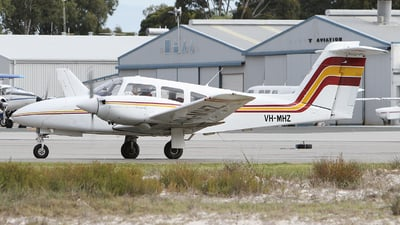 A picture of VHMHZ - Piper PA44180 Seminole - [447995103] - © Brenden