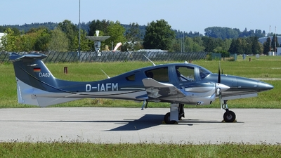D-IAFM - Diamond Aircraft DA-62 - Private