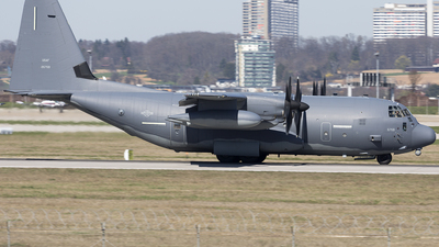 12-5759 - Lockheed Martin MC-130J Commando II - United States - US Air Force (USAF)