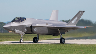 A35-007 - Lockheed Martin F-35A Lightning II - Australia - Royal Australian Air Force (RAAF)