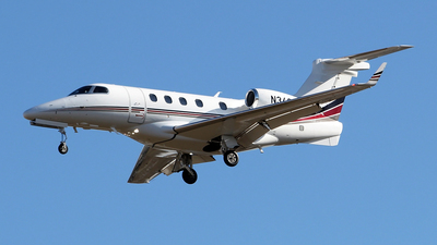 N340QS - Embraer 505 Phenom 300 - NetJets Aviation