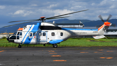 JA9965 - Aérospatiale AS 332L1 Super Puma - Nakanihon Air Service