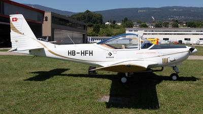 A picture of HBHFH - FFA AS202/151/16M Bravo - [108] - © Alexandre Fazan