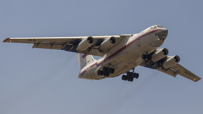 RA-76841 - Ilyushin IL-76TD - Russia - Ministry for Emergency Situations (MChS)