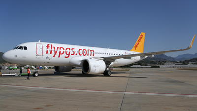 A picture of TCNCS - Airbus A320251N - Pegasus Airlines - © Arman Haliloglu