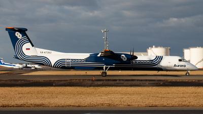 RA-67262 - Bombardier Dash 8-Q402 - Aurora