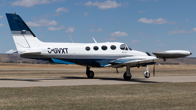 A picture of CGVXT - Cessna 340A - [340A1514] - © Mike MacKinnon