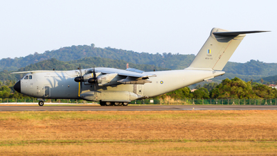 M54-02 - Airbus A400M - Malaysia - Air Force