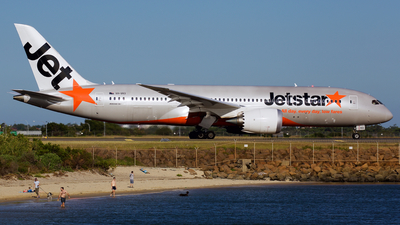 VH-VKD - Boeing 787-8 Dreamliner - Jetstar Airways