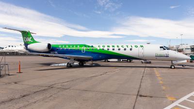 A picture of N971DC - Embraer ERJ145LR - [14500821] - © HA-KLS