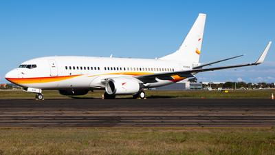 N348NA - Boeing 737-79L - Untitled