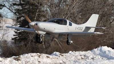 C-FZSZ - Lancair 360 - Private