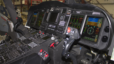 279 - Agusta-Westland AW-139 - Ireland - Air Corps