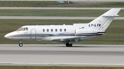 LY-LTA - Raytheon Hawker 800XP - Charter Jets