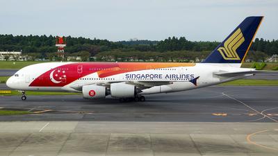 9V-SKI - Airbus A380-841 - Singapore Airlines
