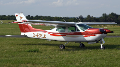 D-EXCE - Cessna 177RG Cardinal RG - Private