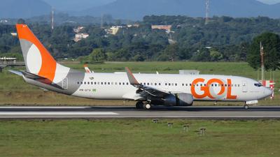 A picture of PRGTV - Boeing 7378EH - GOL Linhas Aereas - © Ricardo Yto Saraiva