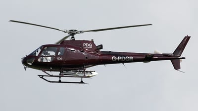 A picture of GPDGR - Airbus Helicopters H125 -  - © Ian Howat