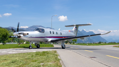 HB-FIR - Pilatus PC-12 NGX - Rosen Swiss