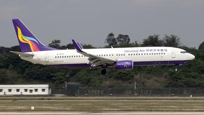 B-1570 - Boeing 737-84P - Urumqi Air
