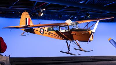 NZ1707 - Auster T.7C - New Zealand - Royal New Zealand Air Force (RNZAF)