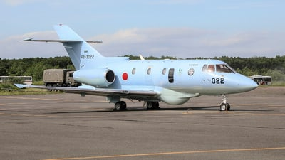 42-3022 - Raytheon U-125A - Japan - Air Self Defence Force (JASDF)