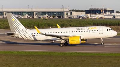 EC-NAF - Airbus A320-271N - Vueling