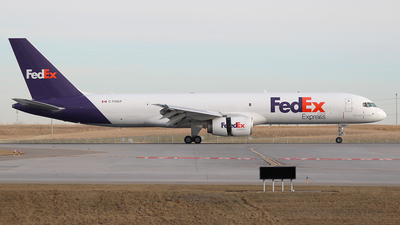 A picture of CFMEP - Boeing 7572B7(SF) - FedEx - © P Nity
