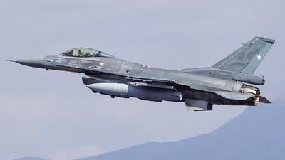 854 - Lockheed Martin F-16C Fighting Falcon - Chile - Air Force