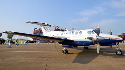 ZK458 - Beechcraft B200GT Super King Air - United Kingdom - Royal Air Force (RAF)
