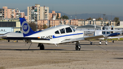 EC-HSZ - Piper PA-28R-200 Arrow - Private