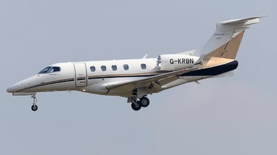 G-KRBN - Embraer 505 Phenom 300 - Private