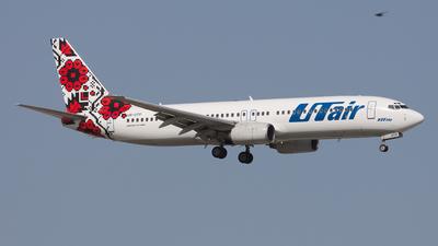 UR-UTP - Boeing 737-8Q8 - UTair Ukraine