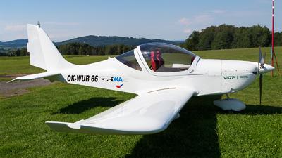 OK-WUR 66 - Evektor EV-97 Harmony - OKA Flight Team