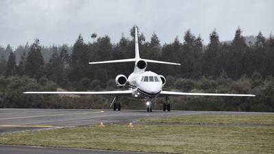 N115MF - Dassault Falcon 50EX - Private