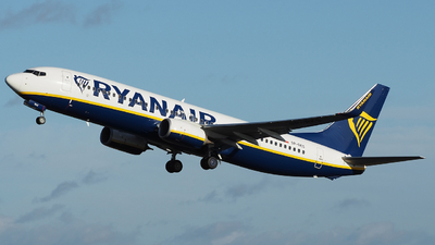 SP-RKS - Boeing 737-8AS - Ryanair Sun