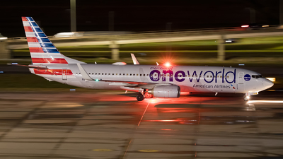 A picture of N838NN - Boeing 737823 - American Airlines - © GFB