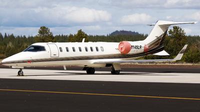 N145LR - Bombardier Learjet 45 - Private