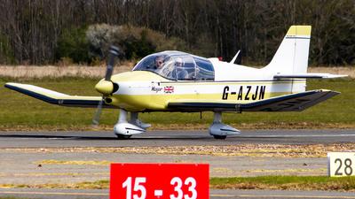 G-AZJN - Robin DR300/140 - Private