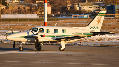 C-GLRE - Piper PA-31T Cheyenne II XL - Private