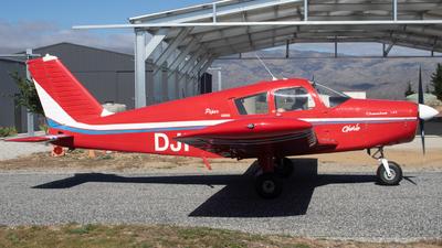 ZK-DJI - Piper PA-28-140 Cherokee - Private