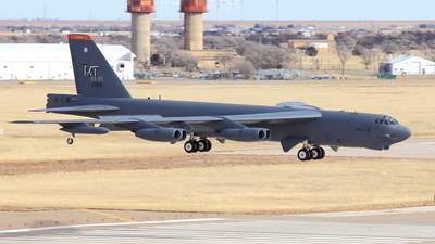60-0023 - Boeing B-52H Stratofortress - United States - US Air Force (USAF)