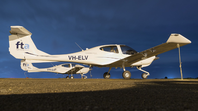 VH-ELV - Diamond DA-40 Diamond Star XLS - Flight Training Adelaide