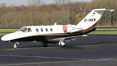 D-IHKW - Cessna 525 CitationJet 1 Plus - E Aviation